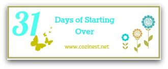 Day 4 – Starting Over After the Nest Empties
