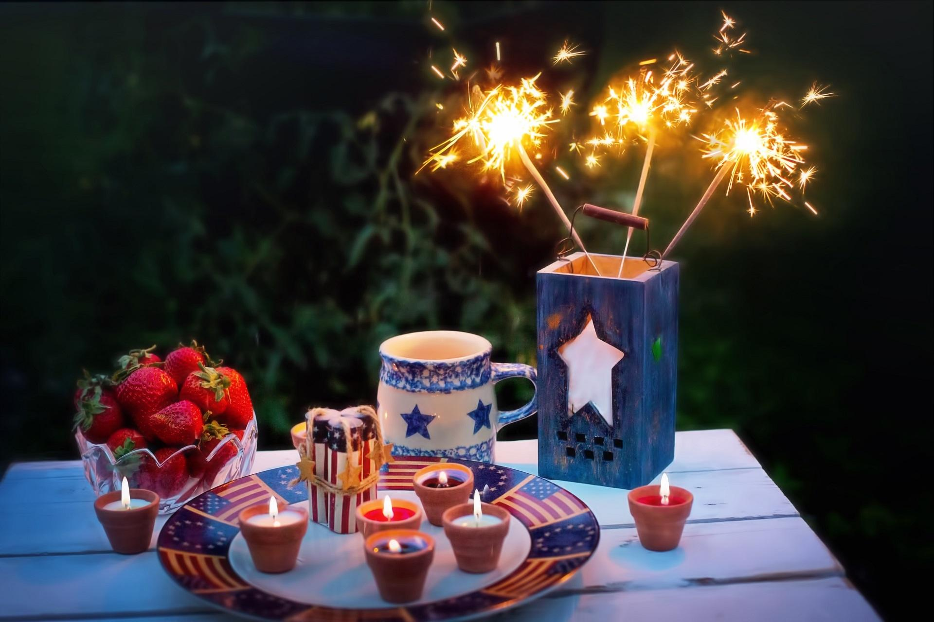 5 Swoon-Worthy Patriotic Room Ideas: Wishlist for Summer Holidays
