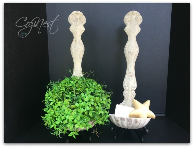 Vintage Wall Spoon Wall Planters