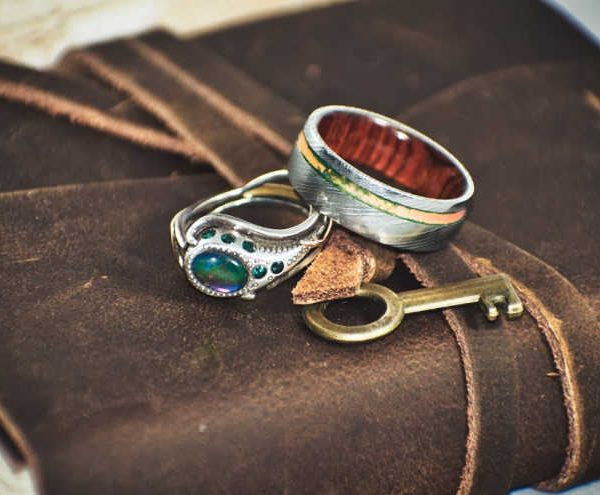 Vintage Accessory Mood Ring