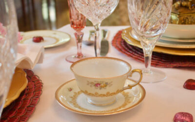 5 Occasions to Style Your Table with Heirloom China