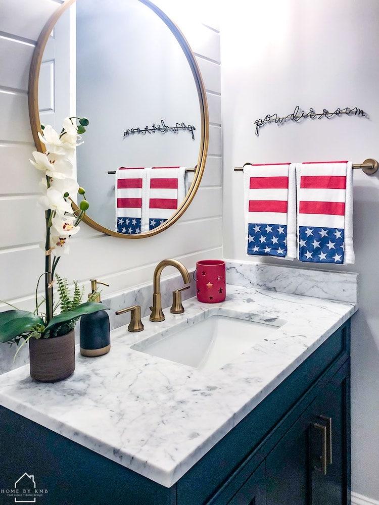 patriotic room ideas